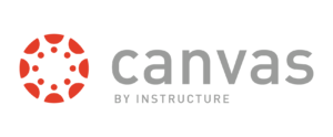Canvas by Instructure logo