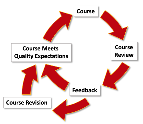 Quality Matters Course Review Process