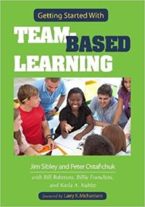 Cover for the book Getting Started With Team-Based Learning