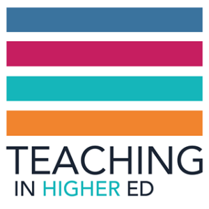Teaching in Higher Education logo