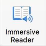Immersive Reader logo