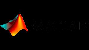 MATLAB logo and wordmark